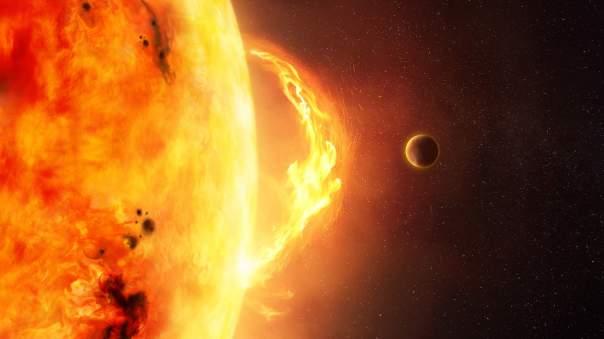 The Sun - Solar Flare